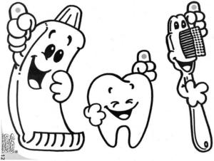Dibujo odontopediatria Málaga
